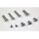 Countersunk bolts